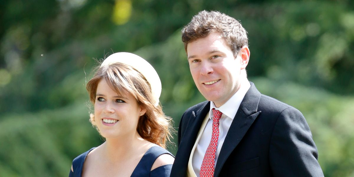 Princess Eugenie Gives Birth to a Baby Boy