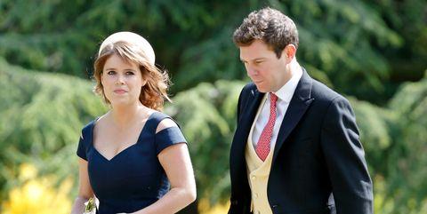 Princess Eugenie wedding guests