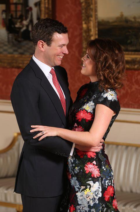 Princess Eugenie Announces Engagement to Jack Brooksbank