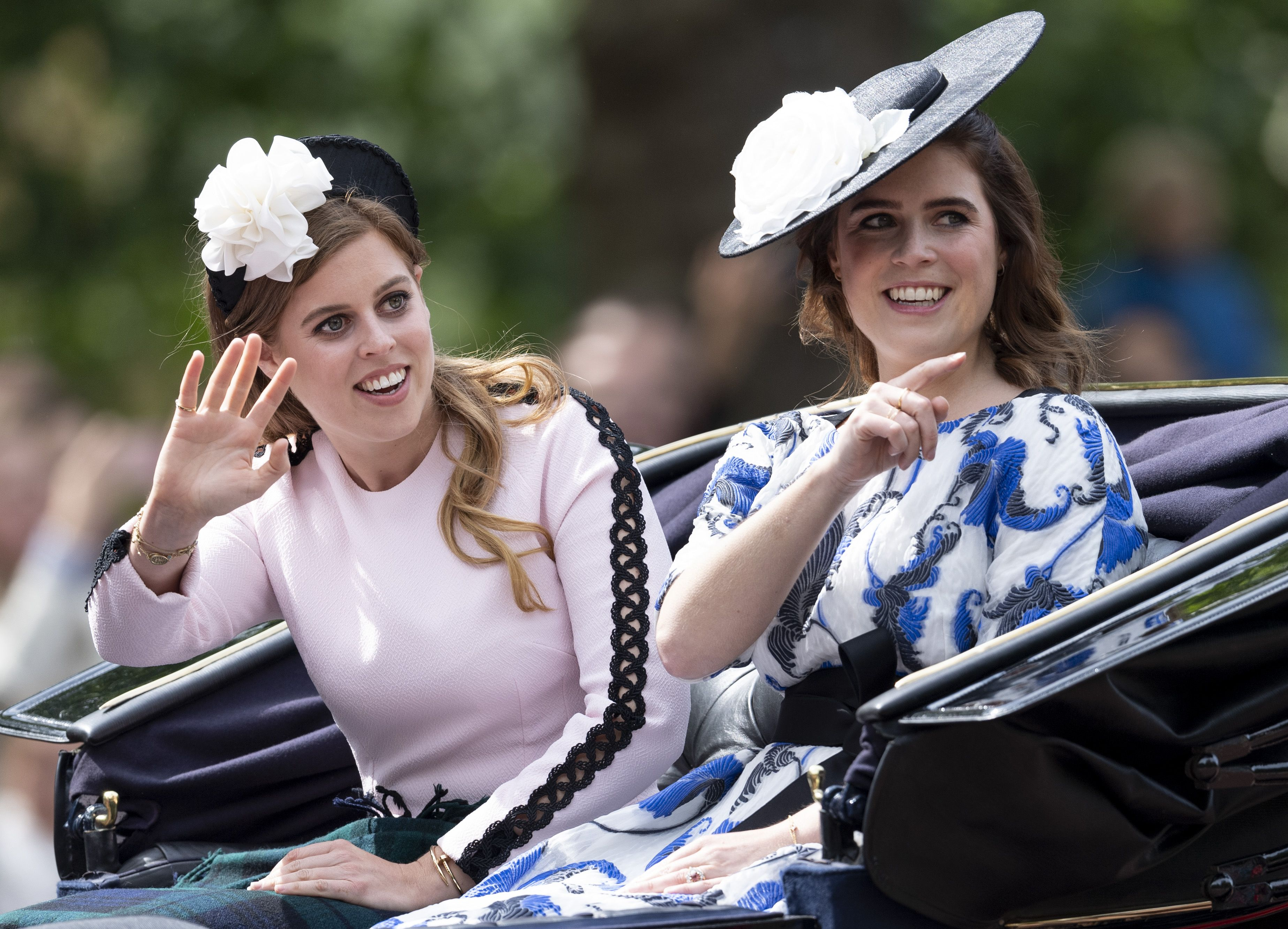 All of the Best Hats at Trooping the Colour 2019