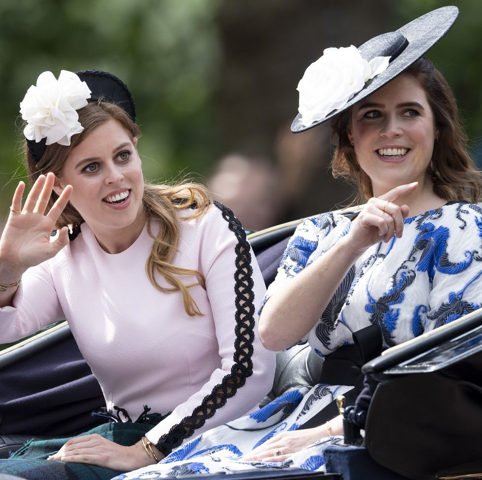 Princess Beatrice and Eugenie could step up and help cover Duke and Duchess of Sussex's roles