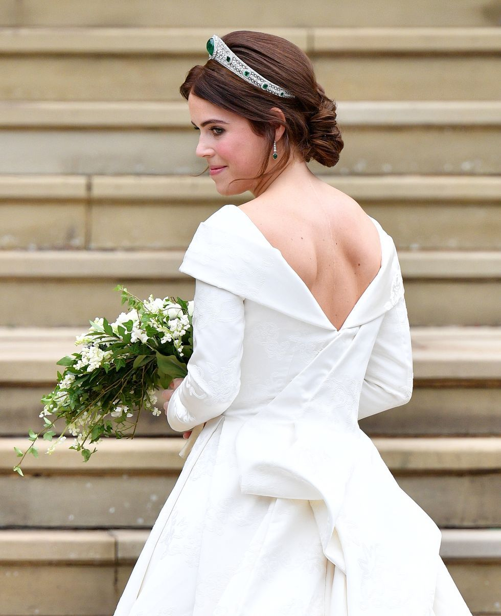 Zac Posen Shares Beautiful Unseen Photo Of Princess Eugenie In Her