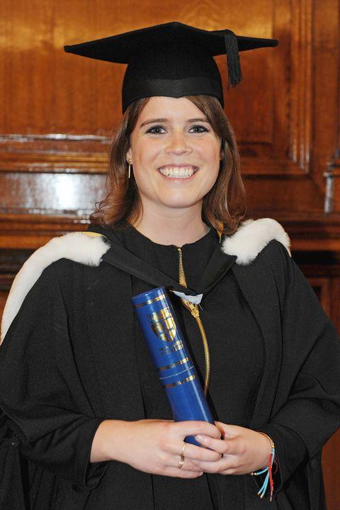 princess eugenie graduation