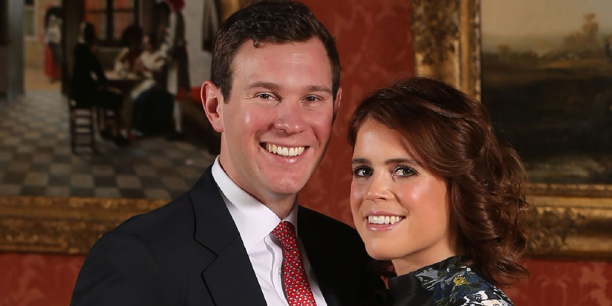 Princess Eugenie shares rare selfie with husband Jack Brooksbank