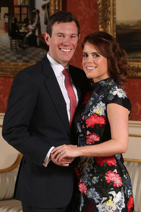 Royal Engagement Rings Princess Eugenie And Kate Middleton S