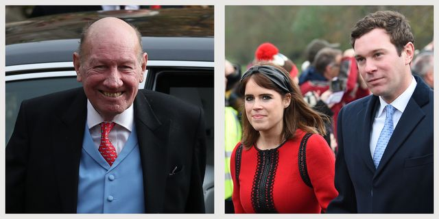 princess eugenie father in law jack brooksbank george