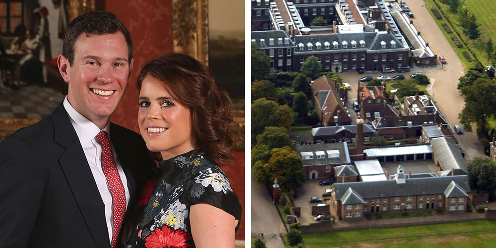 Princess Eugenie And Her Fianc 233 Just Moved Next Door To