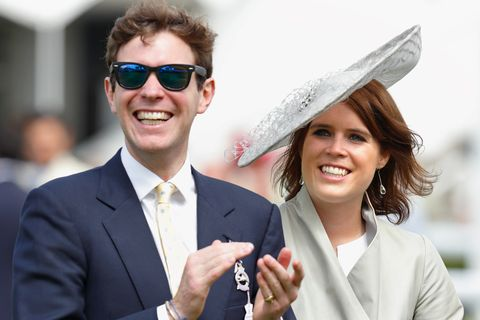 Princess Eugenie Shares Rare Photos of Her and Jacks Brooksbank in New Instagram Post