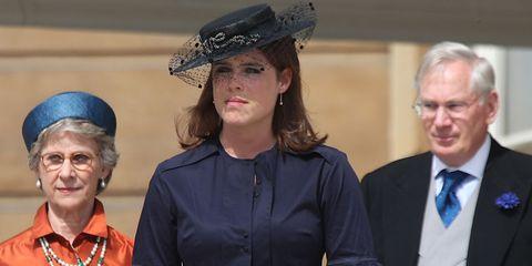 princess eugenie love hat