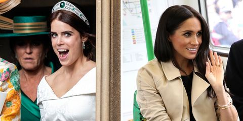 Princess Eugenie just used Instagram to have her say on the royal baby drama