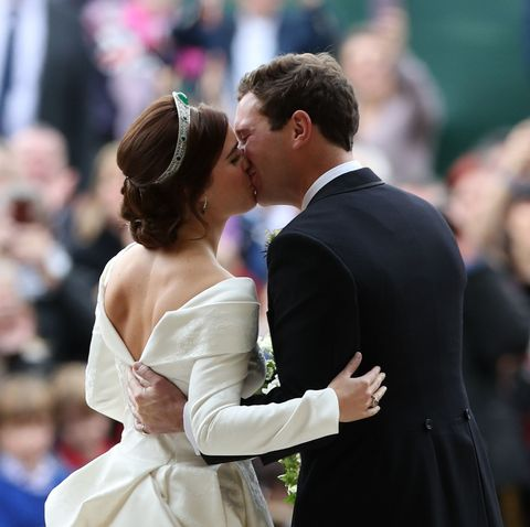 Princess Eugenie And Jack Brooksbank Send Wedding Thank You Cards In Three Weeks Put All Other S To Shame