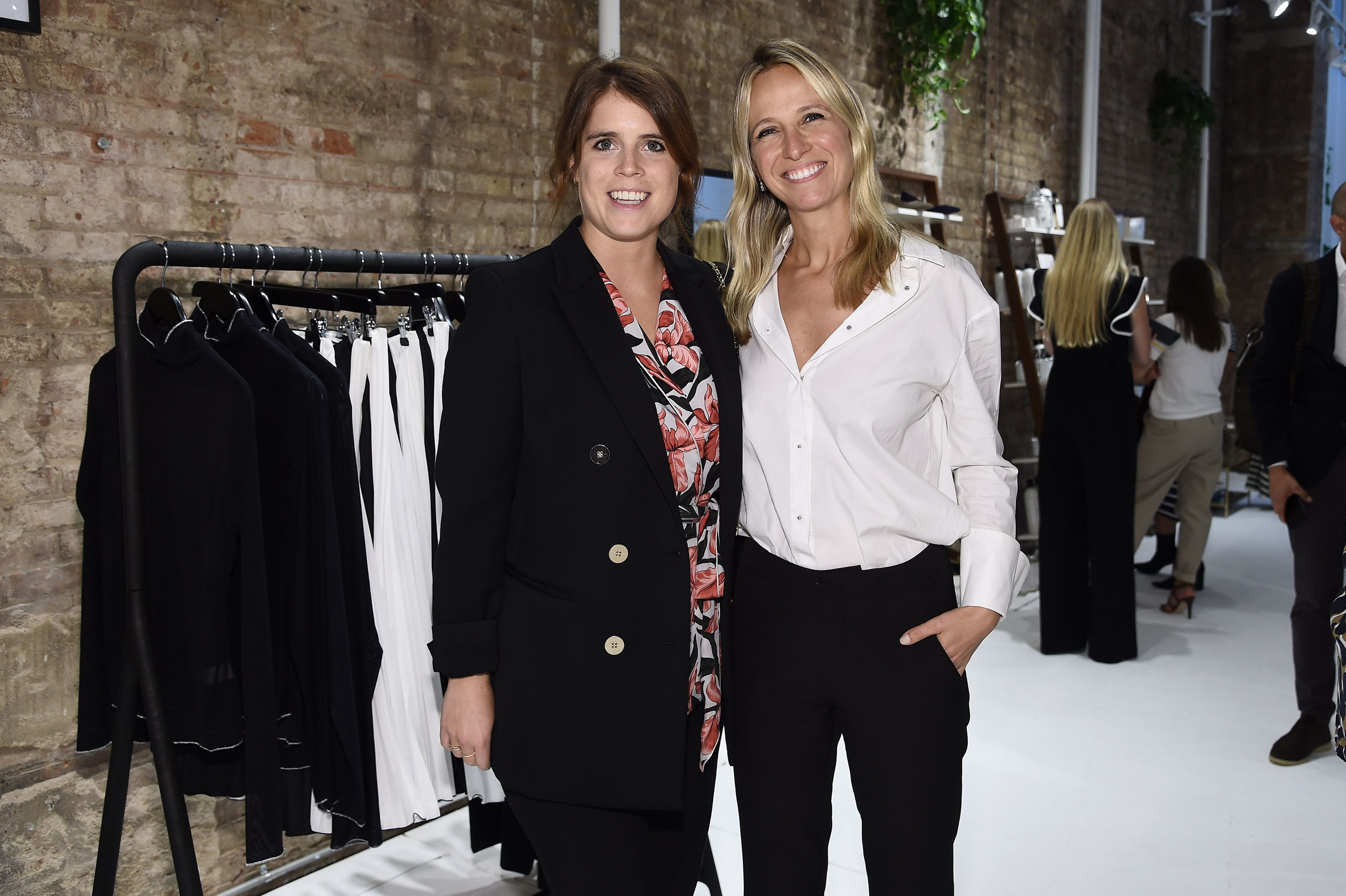 Princess Eugenie Was Just Spotted at Misha Nonoo's New York Fashion Week Pop-Up
