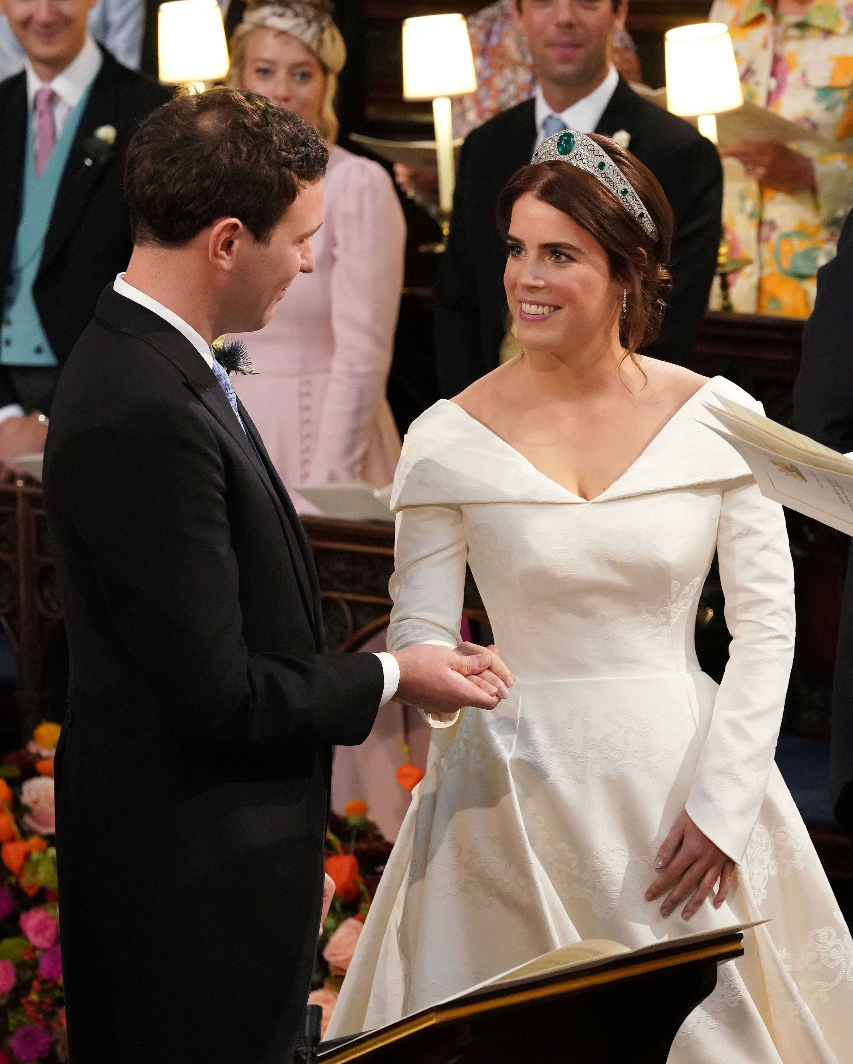 23 Major Moments You Missed At The Royal Wedding Princess Eugenie