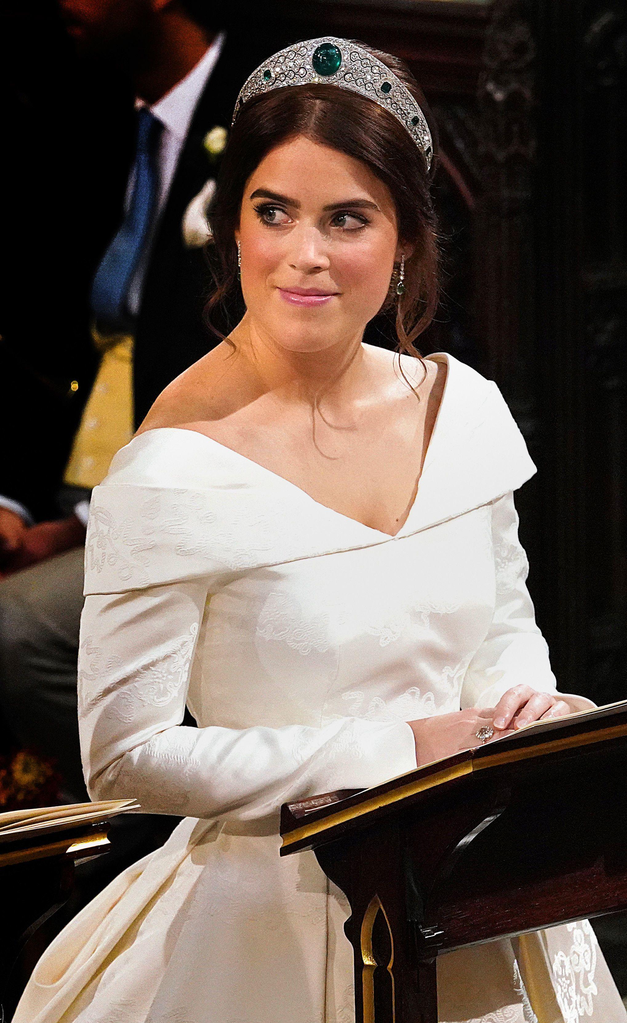 Princess Eugenie Wedding Moments You Missed Princess Eugenie Jack