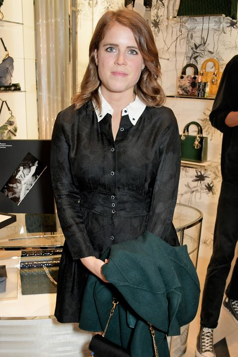 princess eugenie shares message about being thankful