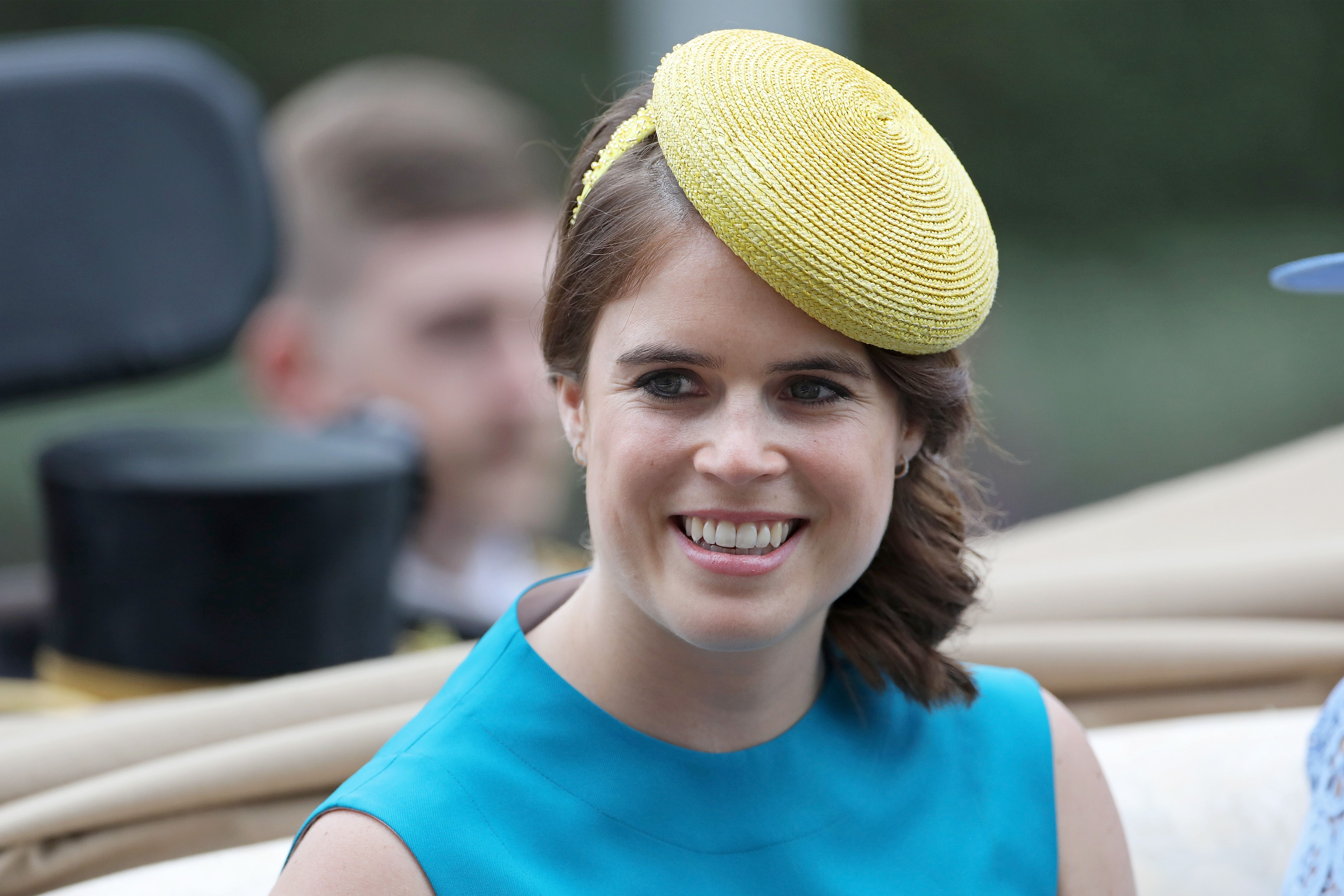 Princess Eugenie shares adorable throwback pic for Halloween