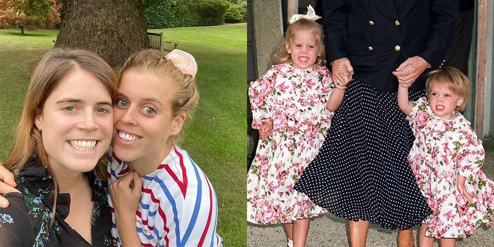 Princess Eugenie Shares Photo from the Eve of Princess Beatrice's Wedding to Celebrate Her Birthday