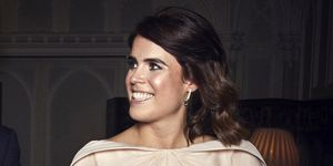 Official Wedding Photograph of Princess Eugenie and Mr Jack Brooksbank