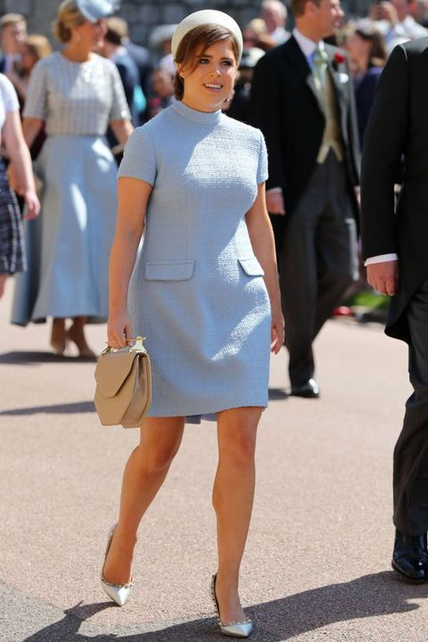 princess eugenie dress royal wedding 2018