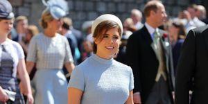 princess eugenie dress royal wedding 2018