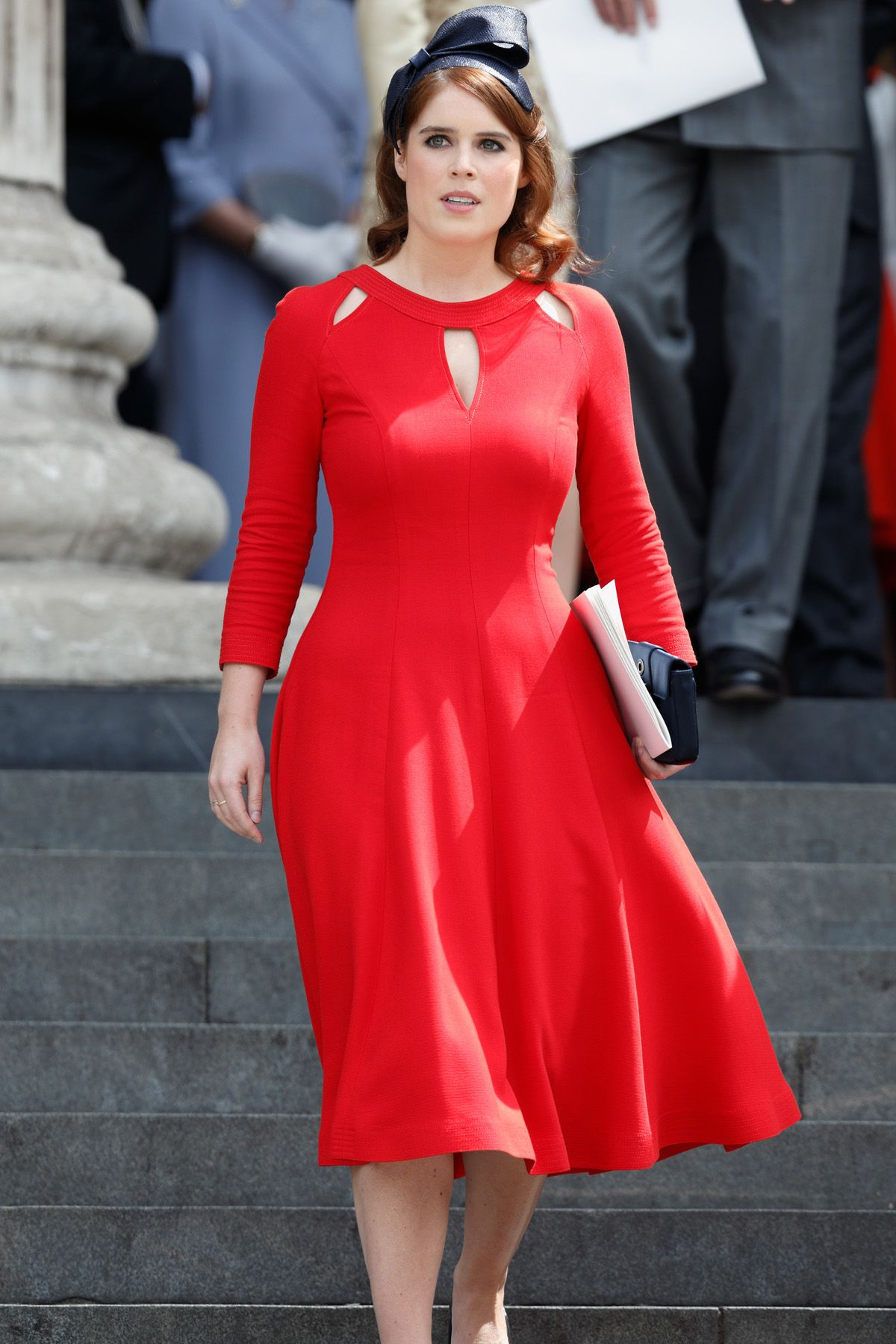 cba2371c8957 30 Times Princess Eugenie Broke Royal Protocol