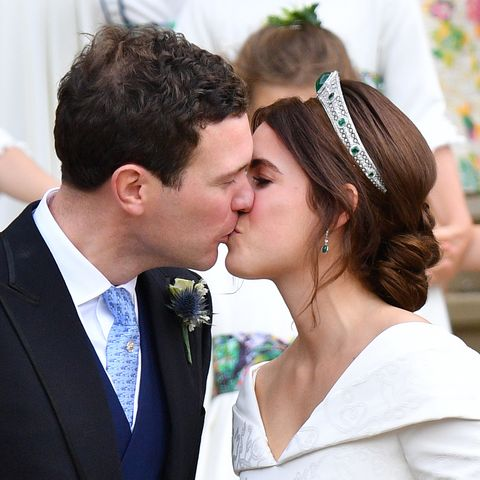 Princess Eugenie, wedding, celebrations, Jack Brooksbank, unseen pictures shared on birthday sarah ferguson