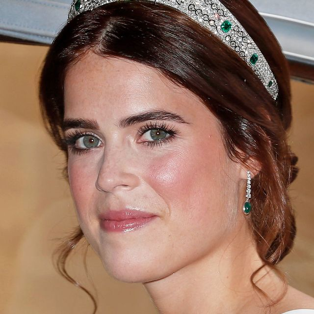 princess eugenie s wedding makeup and hair everything you need to know princess eugenie s wedding makeup and