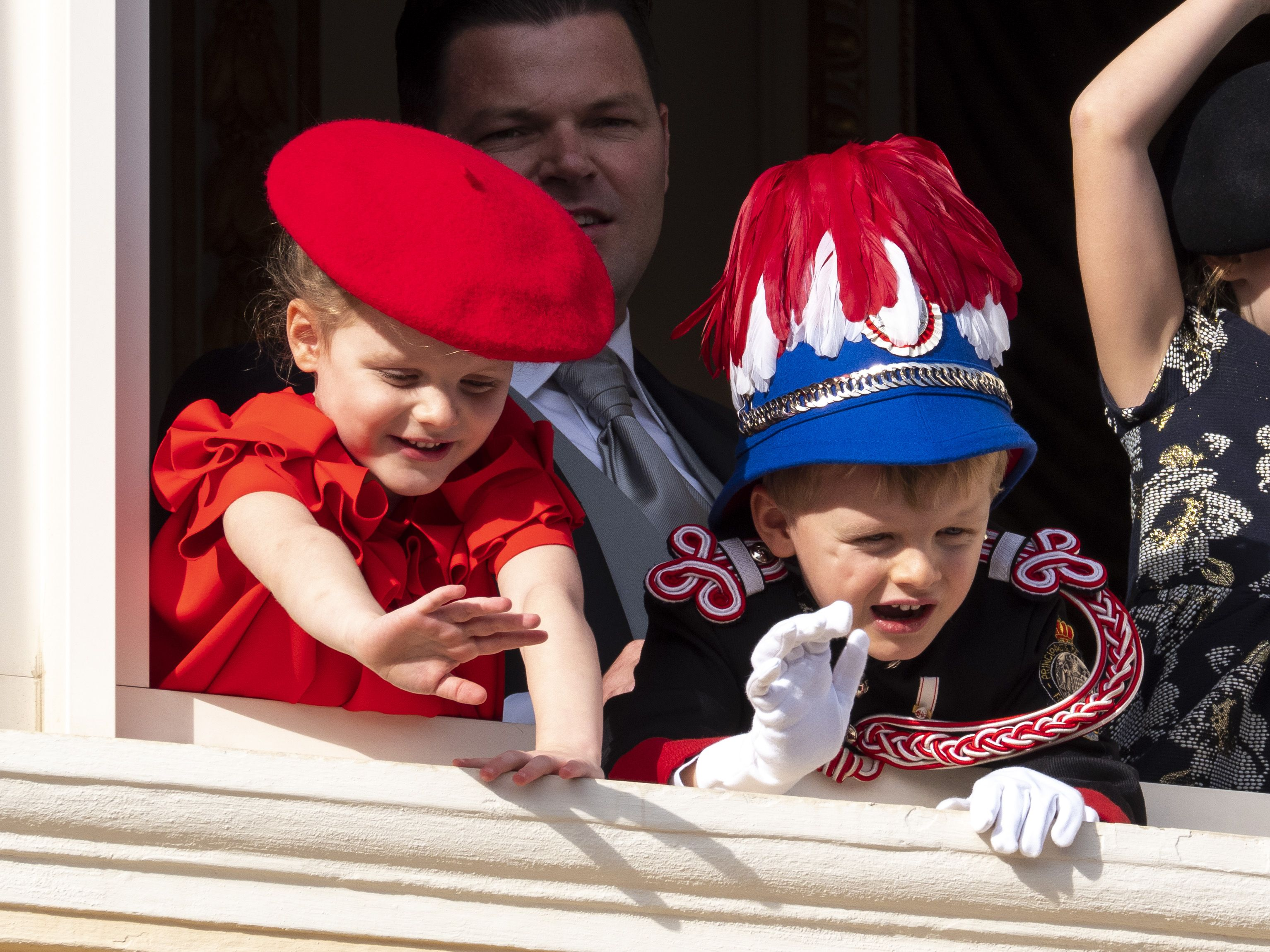 See All of Monaco's Adorable Royal Babies on National Day