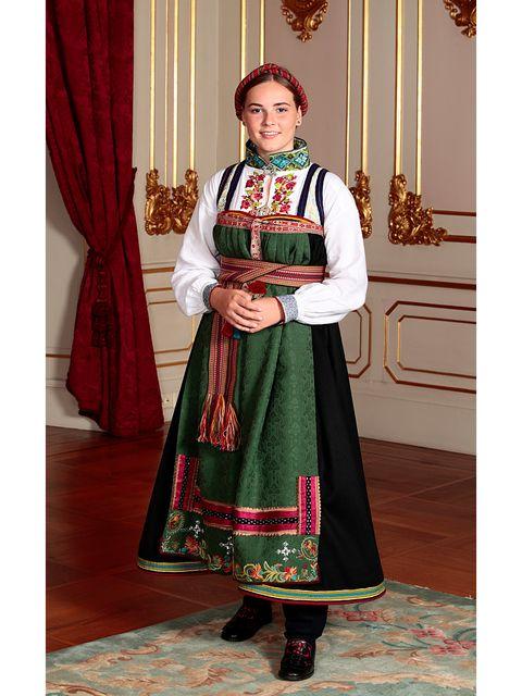 Princess Ingrid Alexandra's Confirmation Service