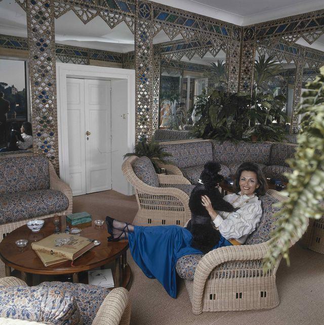 princess irene galitzine bonacina bourlon armchair