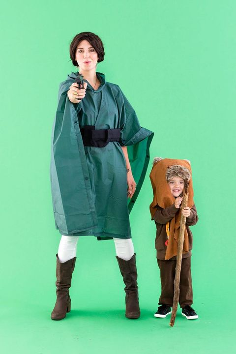 793d455155 20+ DIY Star Wars Costumes - How to Make Star Wars Halloween ...