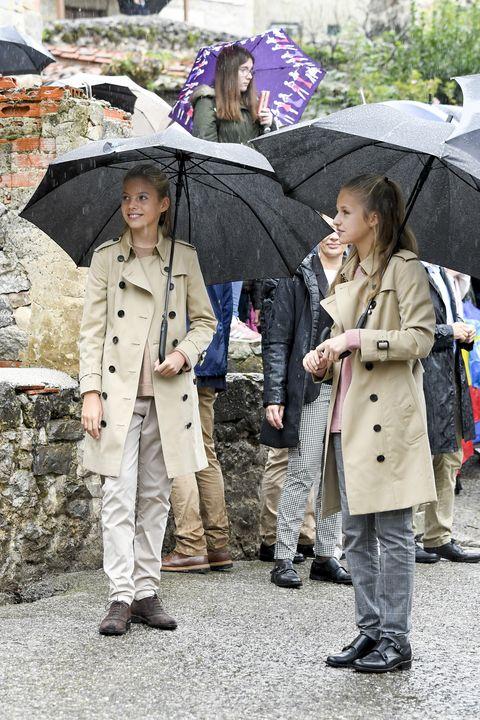 spanish royals visit asiegu