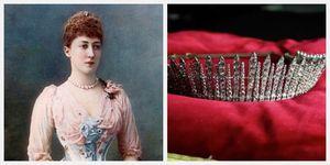 princess louise kokoshnik tiara