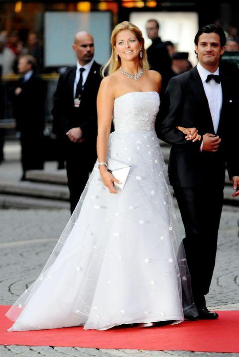 crown princess victoria  daniel westling gala performance   arrivals