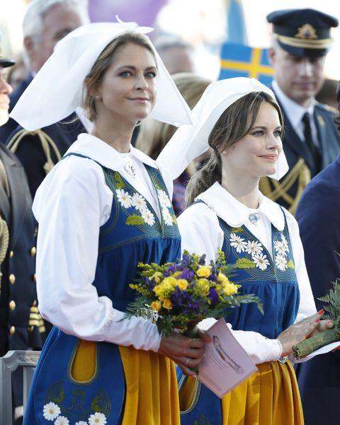 盤點瑞典皇室「世界最美」的王妃與公主們髮妝,一覽皇室的出眾氣質!