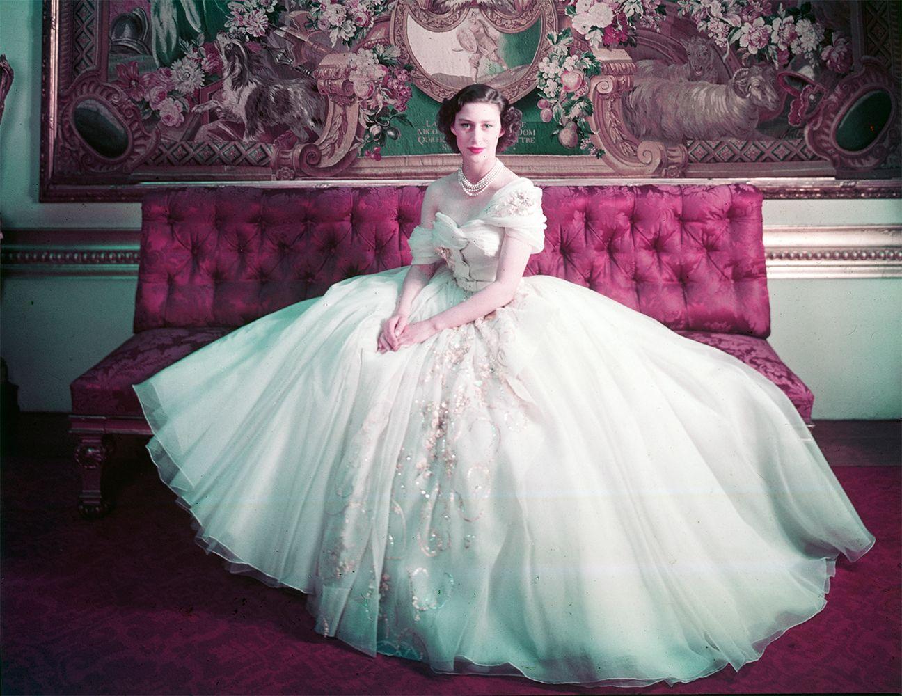 Princess Margaret from Dior: Designer of Dreams