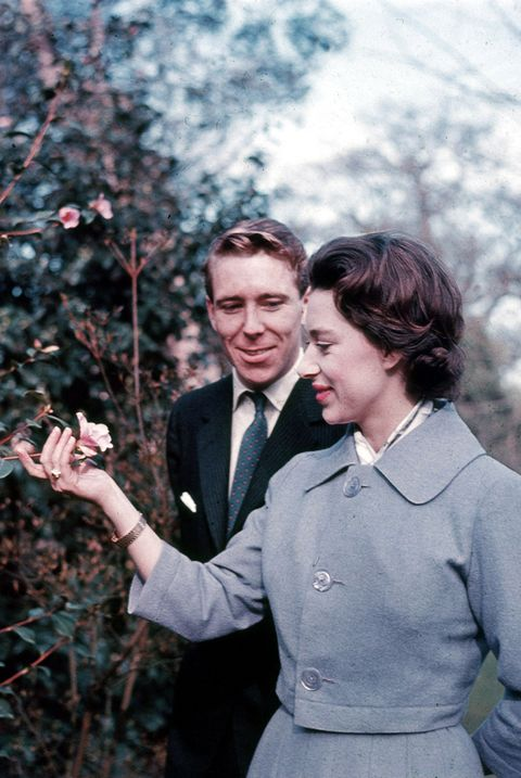(FILE PHOTO) Princess Margaret...