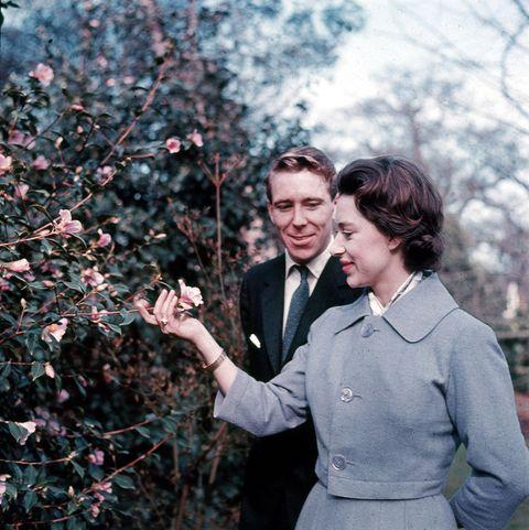 (FILE PHOTO) Princess Margaret...