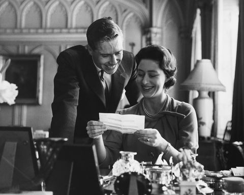 Who Was Lord Snowdon Princess Margaret S Husband Facts About