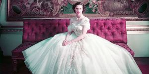 Princess Margaret 21st birthday portrait