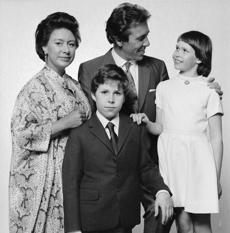 Princess Margaret S Relationship With Her Children Did
