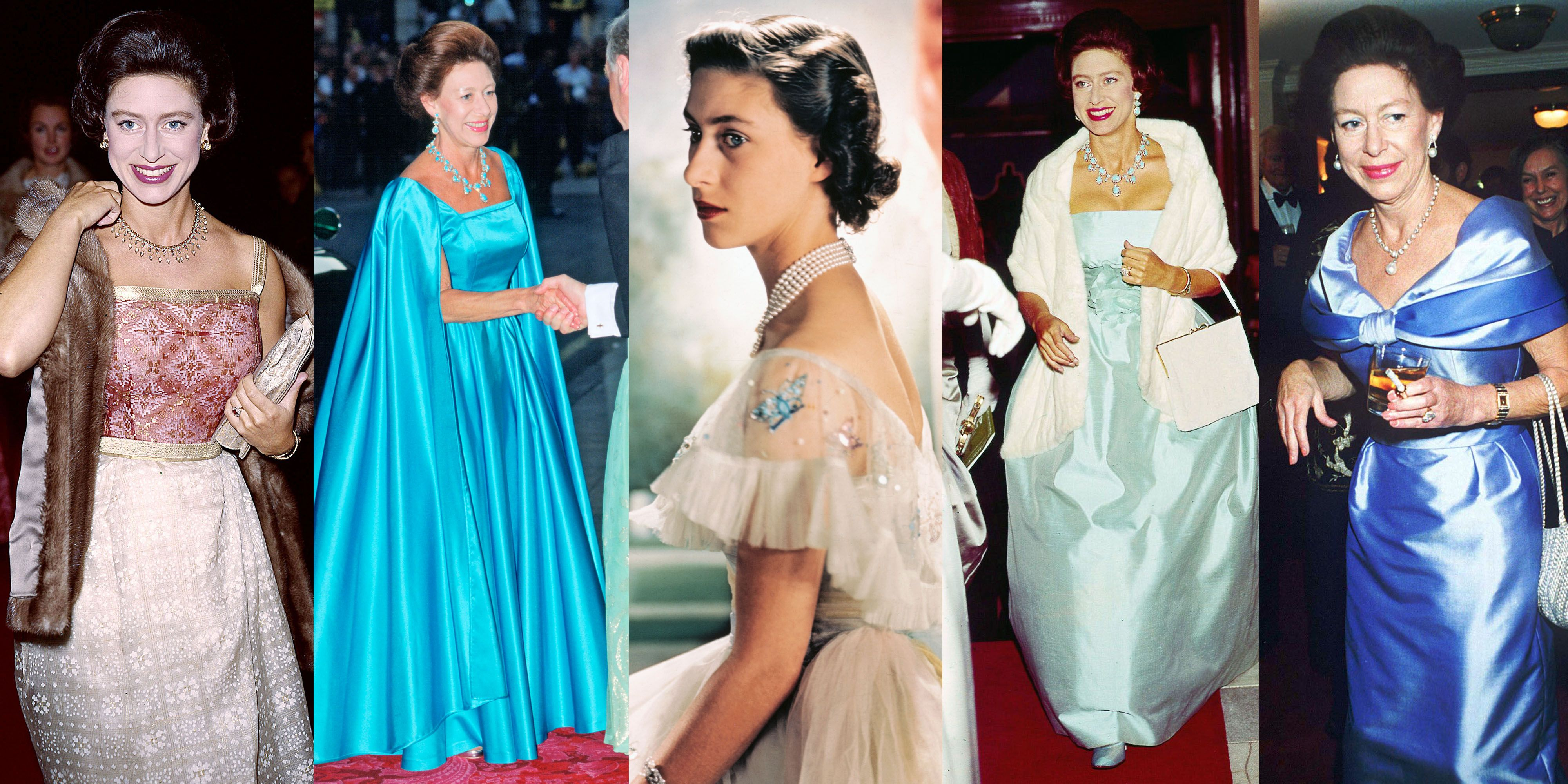 Princess Margaret's Most Iconic Fashion Moments