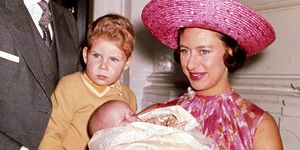 Princess Margaret and her children