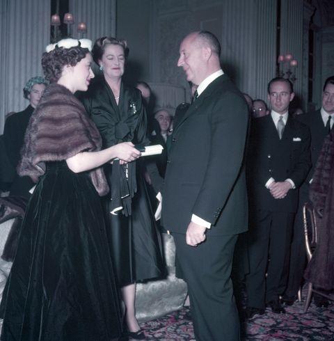 Princess Margaret And Christian Dior