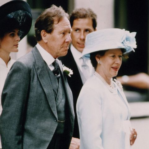 Princess Margaret And Antony Armstrong Jones Relationship Timeline