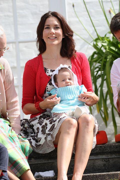 Royal Danish Family Photocall At Grasten Slot