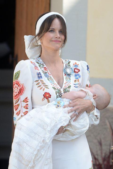 スウェーデン王室 カール・フィリップ王子 ソフィア妃