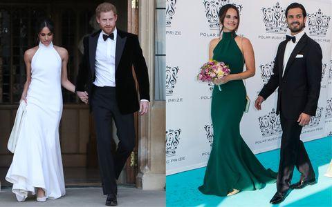Princess Sofia of Sweden looks to Meghan Markle for regal fashion ...