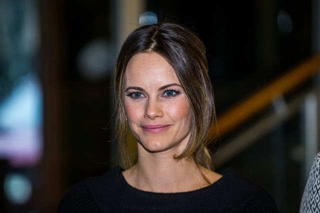 princess sofia of sweden attends the national conference of youth and civil society issues
