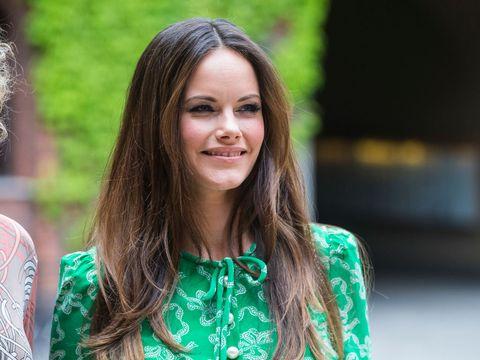 Princess Sofia of Sweden Attends Sophiahemmet's Graduation Ceremony